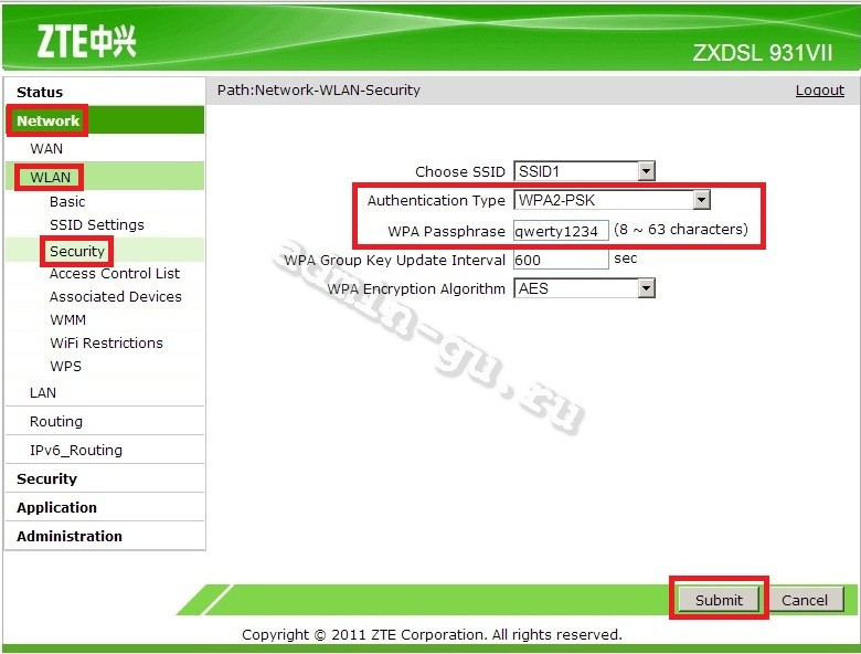 11-ZTE-ZXDSL-931VII-wifi-security