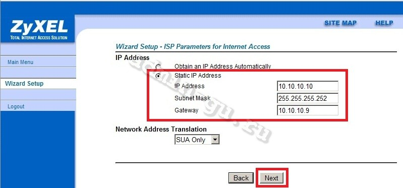 What is router encapsulation ipoe